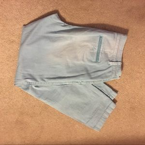 Anthropologie Chino relaxed pants